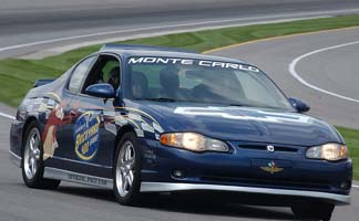 2002 Pace car