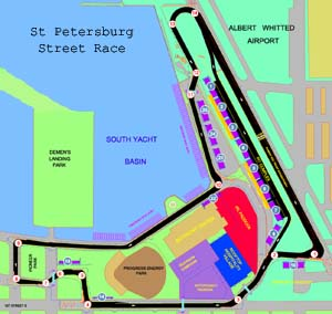 St. Pete Course