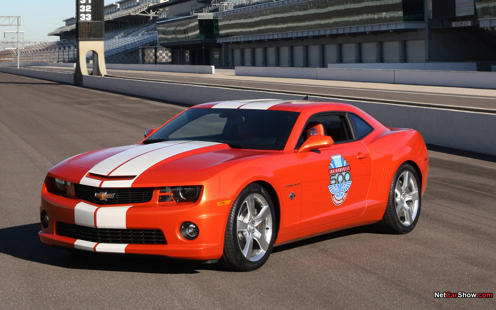 Cool cars wallpaper photos for your desktop 2010 camaro indy 500 pacecar 1680 x 1050 voltagebd Images