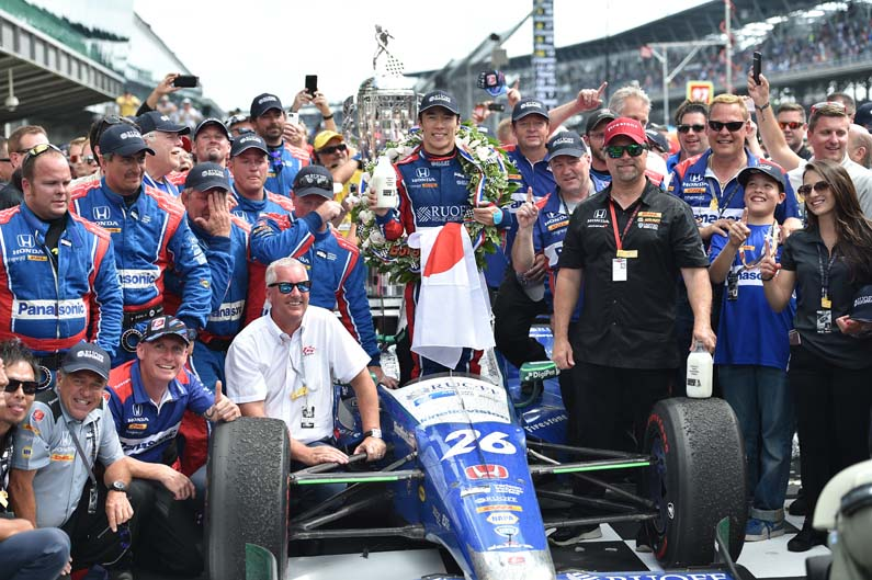 the 101st indy 500 race results 2017. Black Bedroom Furniture Sets. Home Design Ideas