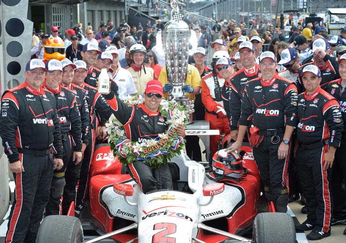 2015 Verizon Indycar Schedule Indy Speedway