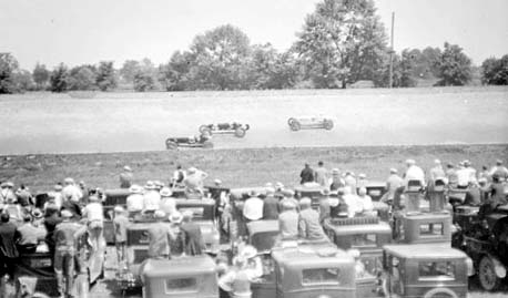 1928 Indy 500 Photo