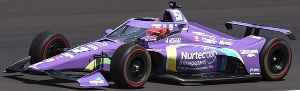 2021 coyne fittipaldi car
