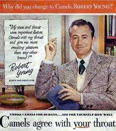 Robert Young ad