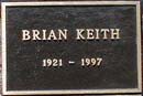 Brian Keith's grave