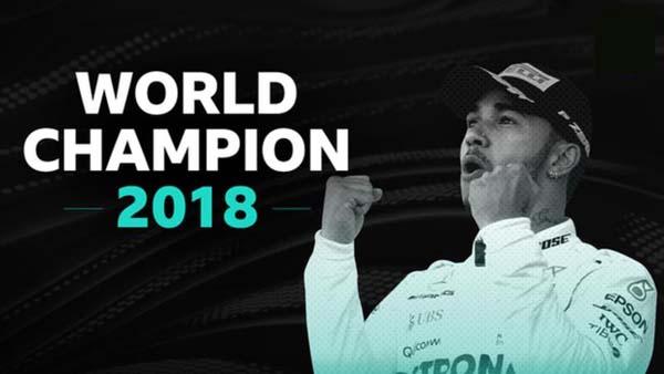 2018 Formula 1 Tv Schedule And Wiiner List