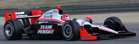 2010 Indycar Irl Team Driver Photos