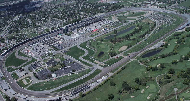 Indycar 10th Season - Round 7 - Indy 500 Qual