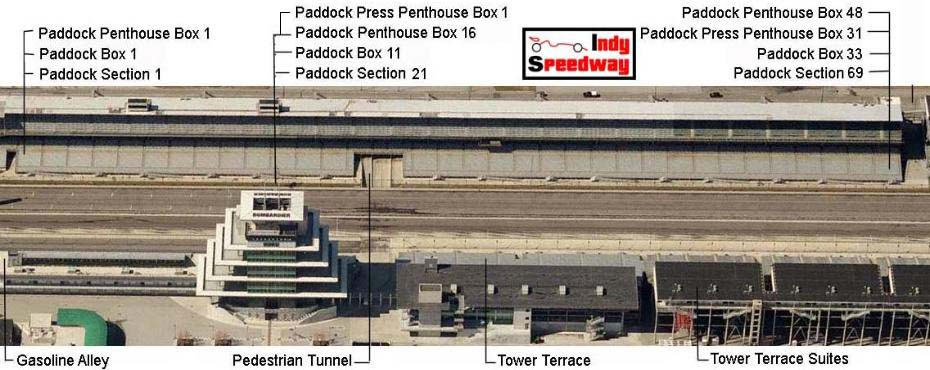 View Photos From The 2006 Indy 500 When I Sat In Paddock Box 30