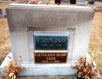 Wilbur Shaw Biography Information