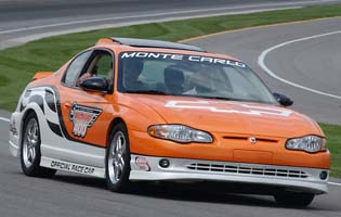 2003 Pace car