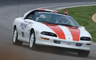 1996 BY 400 Pace car