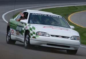 1998 BY 400 Pace car