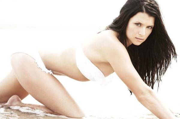 Danica Patrick Sports Illustrated Photos - Indy Speedway
