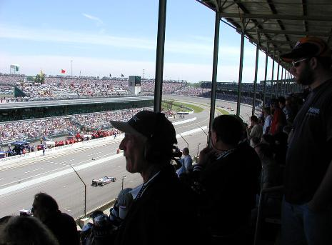 A Stand Seating Chart Indy Speedway