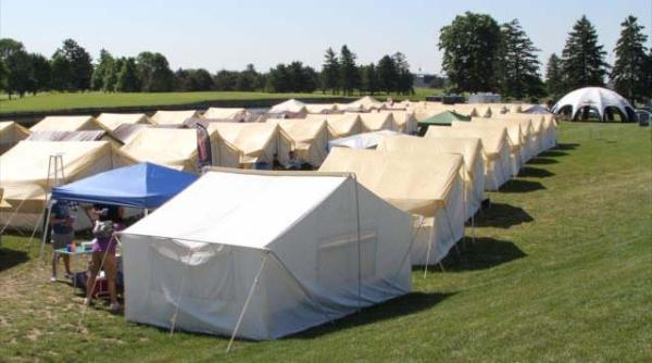 Every c&er must be inside their tent or c&er after 1 a.m.. Visitors must pay $15 for a wrist band and they must be gone by 1 a.m. & Places to Camp for the Indy 500 - Indianapolis Motor Speedway